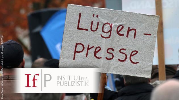 """Weniger """"Lügenpresse""""-Hysterie"""